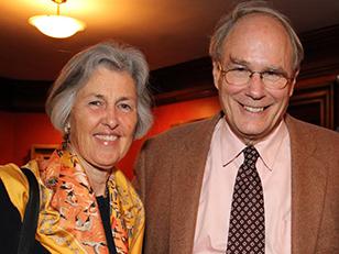 Sarah and Geoffrey Gund