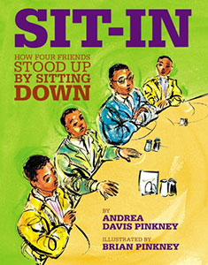 Sit in: how four friends stood up by sitting down