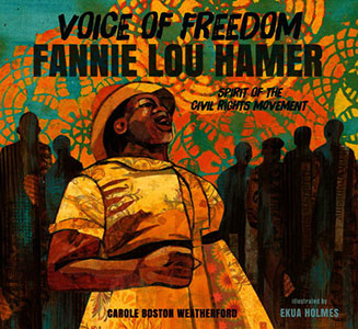 voice of freedom: Fannie Lou Hammer