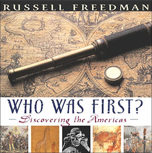 Who was first discovering the Americas