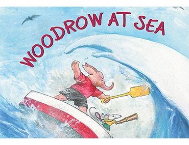 Woodrow at Sea