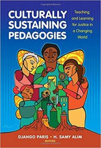 Culturally Sustaining Pedagogies Book Cover