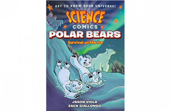 Science Comic: Polar Bears