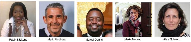 2021 Graduate School Alumni Career Panelists