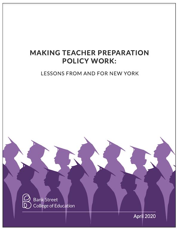 Making Teacher Preparation Policy Work