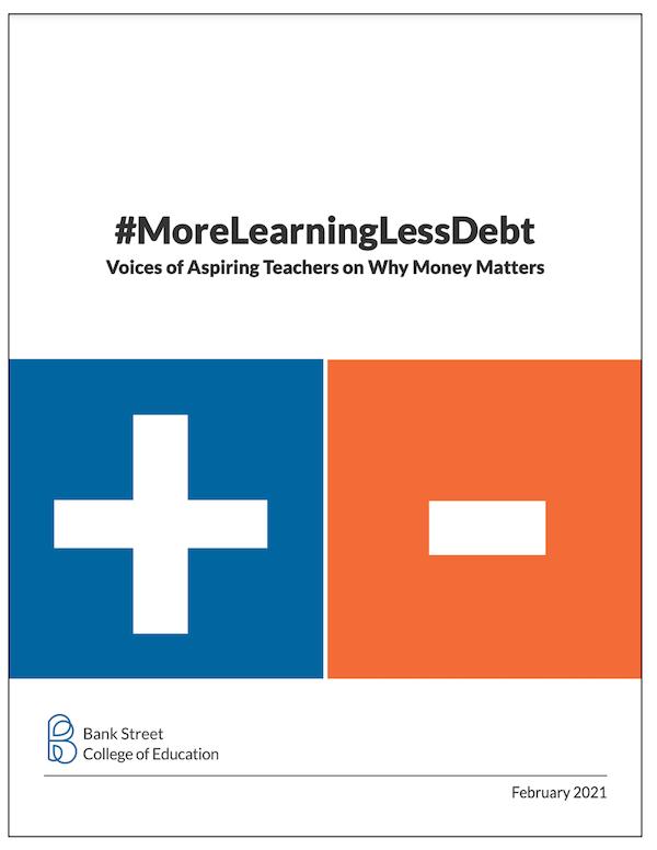 #MoreLearningLessDebt