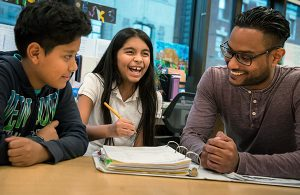 Adolescent special education programs at Bank Street