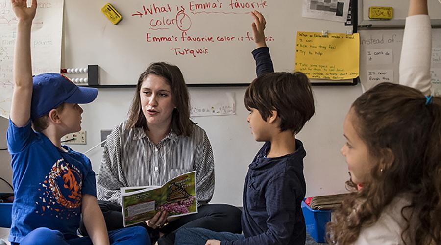 Constructing a democratic classroom