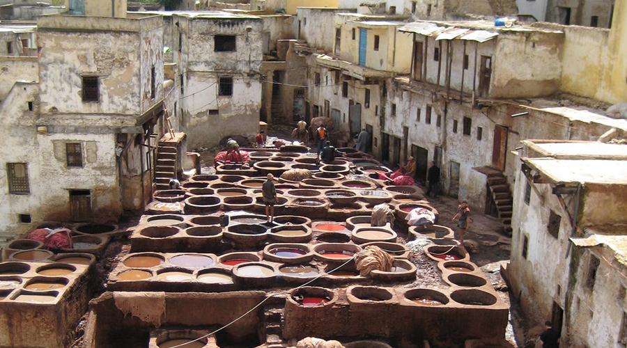 Morocco Fez