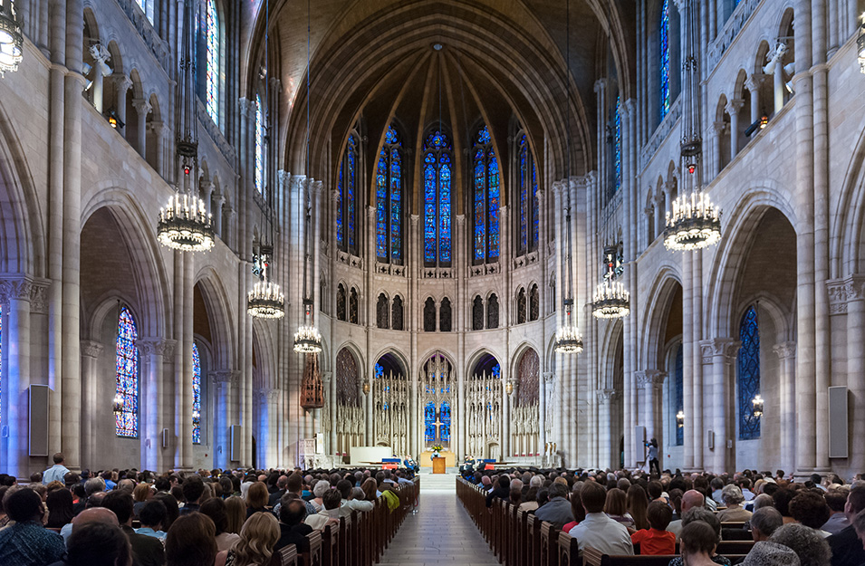 Bank Street Commencement at Riverside Church