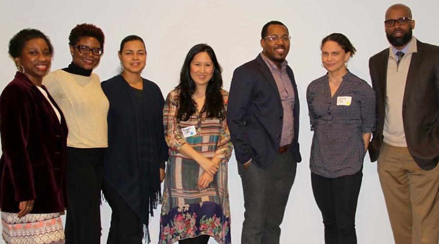 Alumni of Color Event