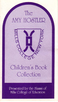 Amy Hostler Bookplate