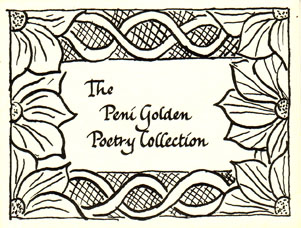 Peni Golden Bookplate