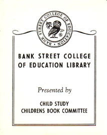 CBC Bookplate