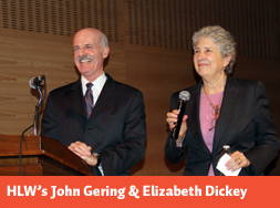 John Gering and Elizabeth Dickey