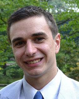 Bank Street Graduate Student Daniel Calvert