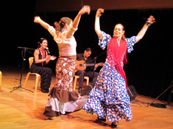 Lincoln Center Institute/Bank Street Collaborative Flamenco