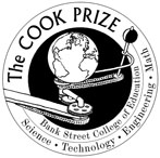 The Cook Prize Logo
