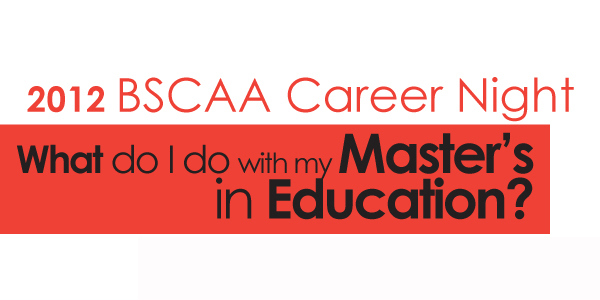 BSCAA Career Night