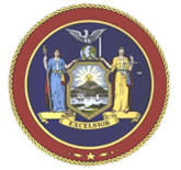 NY Governor seal