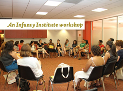 An Infancy Institute workshop