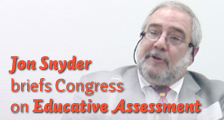 Jon Snyder on Educative Assessment