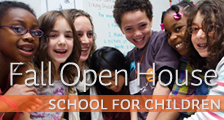 School for Children Open House