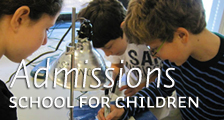 School for Children Admissions