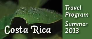 Costa Rica Travel Program