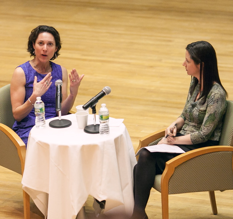 On Bullying: Bank Street Hosts Author Emily Bazelon