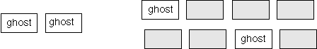 ghost gameboard