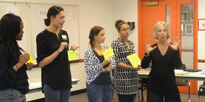 Language Series Workshop