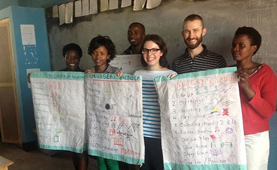 Rwanda—The Duha School
