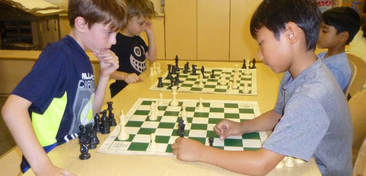 Chess 1, 2, 3 & 4