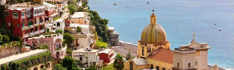 FLAVORS OF SOUTHERN ITALY !
