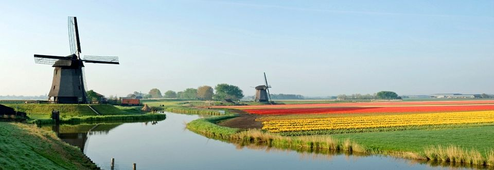 JOIN CLASSICAL AND GARDEN HOSTS FOR A SPRINGTIME RIVER CRUISE TO HOLLAND