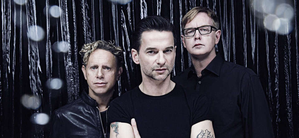 Билеты на концерт Depeche Mode