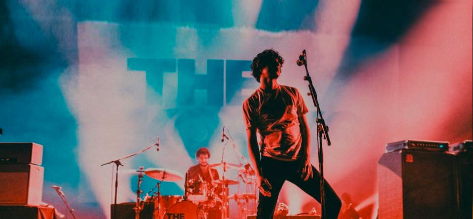 Билеты на концерт THE KOOKS