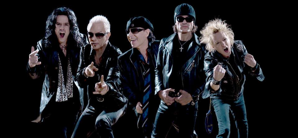 Билеты на концерт Scorpions