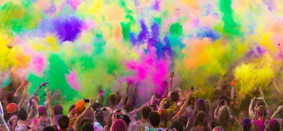 Билеты на фестиваль Фестиваль красок Холи