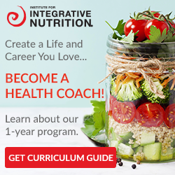 Become a certified holistic health coach.