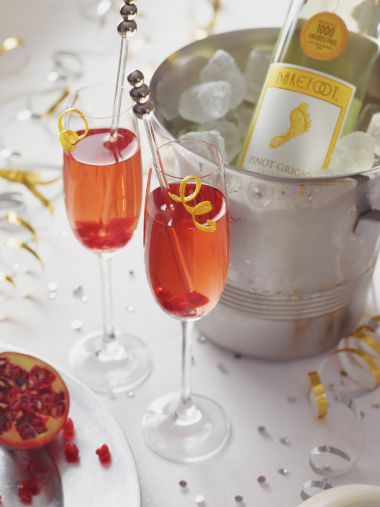 Photo of Queenie Bellini Cocktail