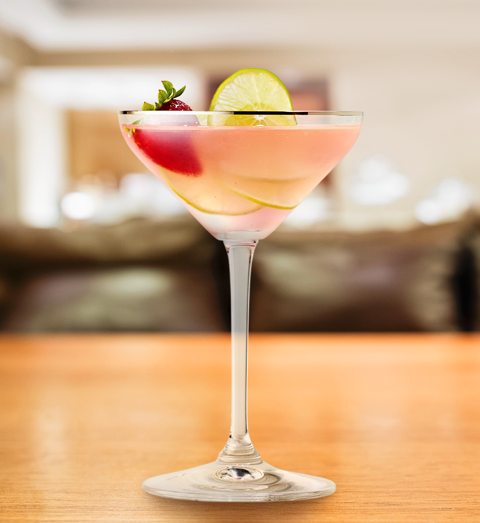 Barefoot sweet cocktail