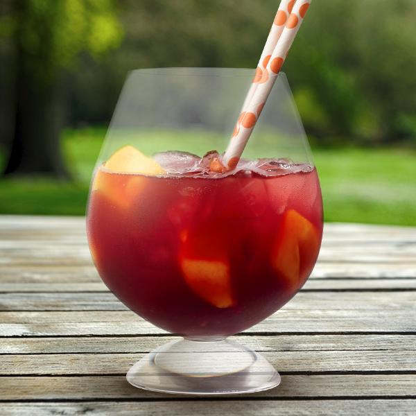 Barefoot Malbec Sangria Cocktail