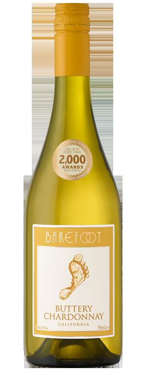Barefoot Buttery Chardonnay