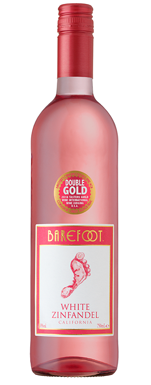 Barefoot White Zinfandel Wine