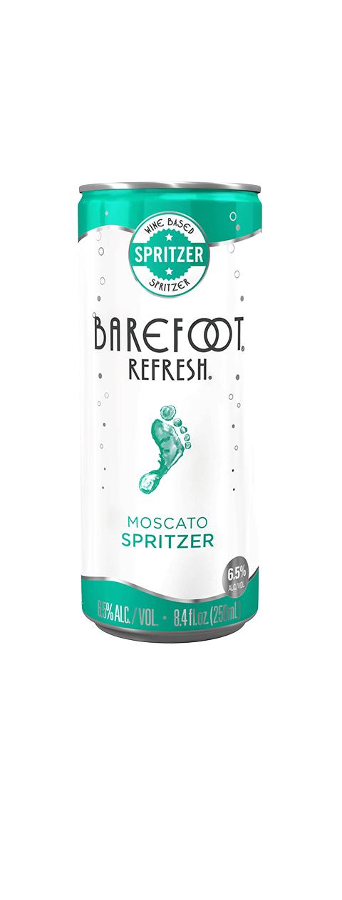 Refresh Moscato Spritzer