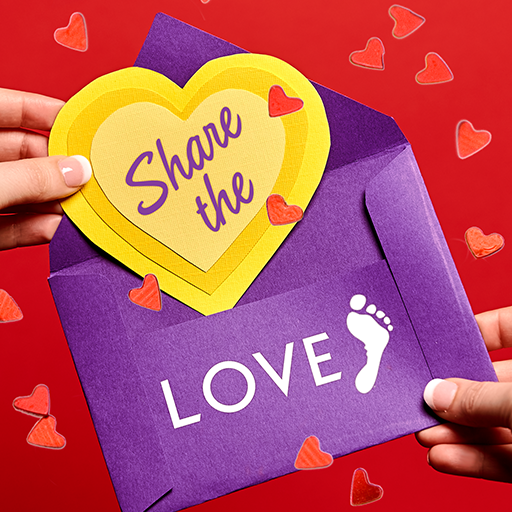 Share a Smile for Valentine's Day