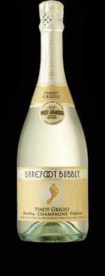 Bubbly Pinot Grigio