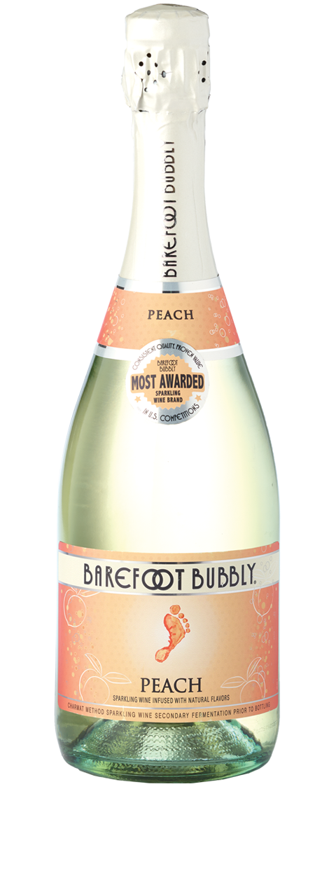 Barefoot Bubbly Peach Sparkling Wine